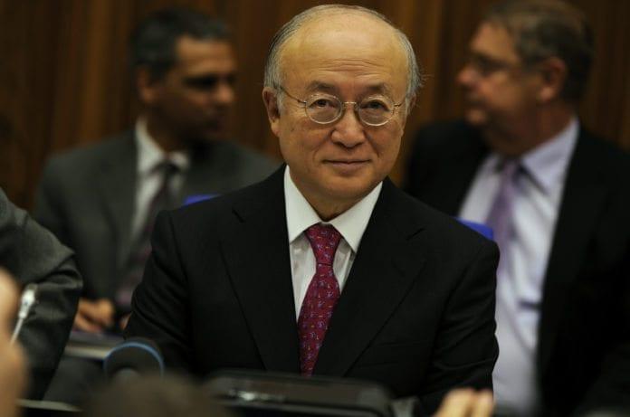 IAEA-leder Yukiya Amana er bekymret for aktiviteten ved Irans Parchin-reaktor. (Foto: Dean Calma, IAEA)