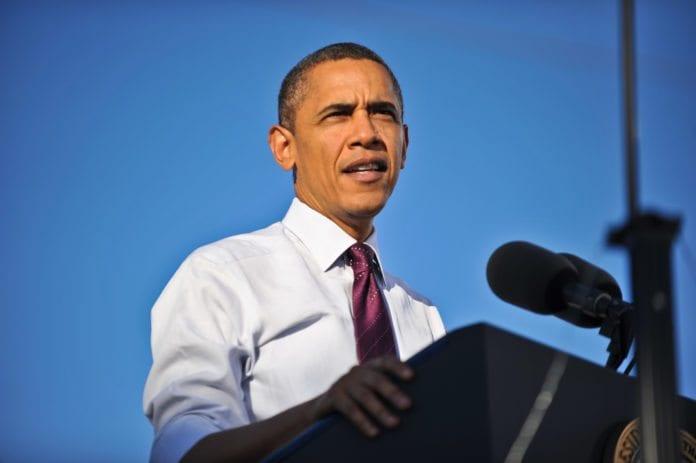 - Samarbeidet mellom USA og Israel har aldri vært sterkere enn under min presidentperiode, sa Barack Obama på AIPAC-konferansen søndag. (Foto: Nick Knupffer, Intel Photos)