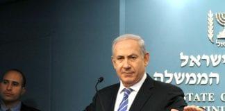 Statsminister Benjamin Netanyahu (Foto: PMO)