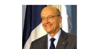 Frankrikes utenriksminister Alain Juppé. (Foto: Amerikansk UD)