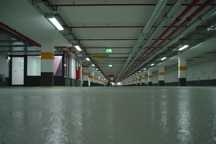 Fra et underjordisk parkeringsanlegg i Köln i Tyskland. (Illustrasjonsfoto: Andreas Beutel, flickr.com)