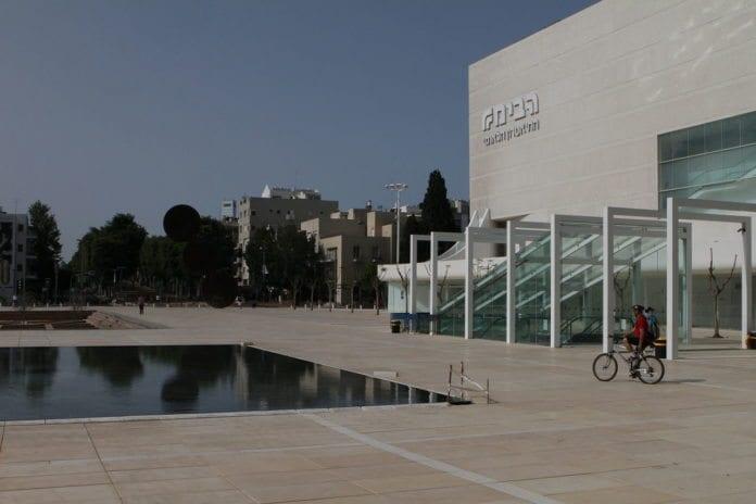 Habima-teateret i Tel Aviv. (Foto: Wikipedia)