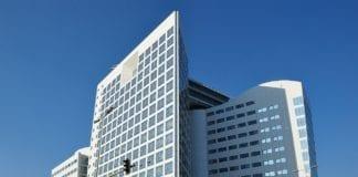 Hovedkvarteret til Den internasjonale menneskerettighetsdomstolen i Haag. (Foto: Wikipedia)