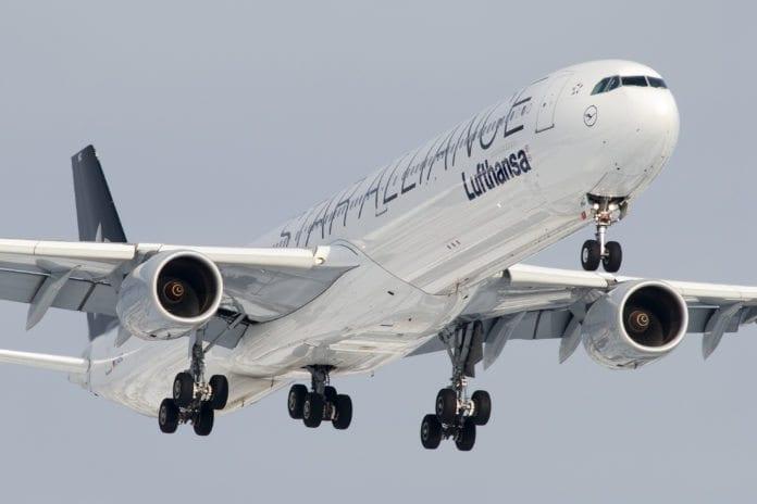 Lufthansa mener sine egne kanselleringer av billetter bryter internasjonal lov. (Foto: flickr.com)