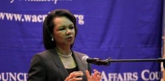 Condoleezza Rice skal blant annet møte forsvarsminister Ehud Barak under sitt opphold i Israel. (Foto: World Affairs Council of Philadelphia)