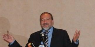 Utenriksminister Avigdor Lieberman. (Foto: GPO)