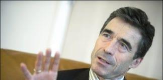 NATOs generalsekretær og tidligere statsminister i Danmark, Anders Fogh Rasmussen, kommer ikke til å kunne møte israelske delegater på NATO-toppmøtet i Chicago neste måned. (Foto: EU-parlamentet)