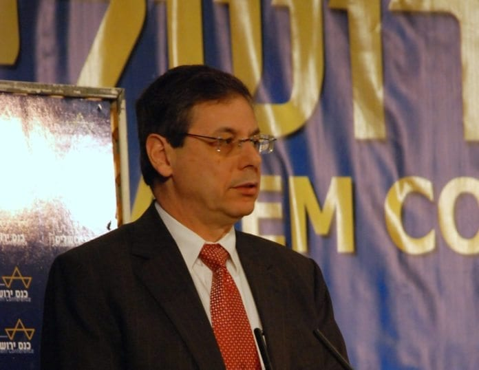 Israels viseutenriksminister Danny Ayalon. (Foto: GPO)