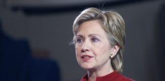 """USAs utenriksminister Hillary Clinton mener Israel er """"et håpets fyrtårn"""" for mange mennesker rundt i verden. (Foto: Marc Nozell)"""