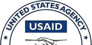 Logoen til USAID