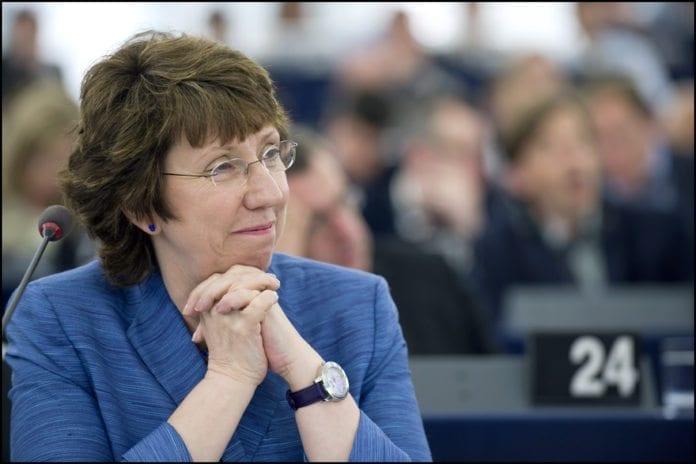 EUs utenriksminister Catherine Ashton mener samtalene med Iran lørdag var