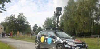 Slike biler med 360-graders kamera på taket brukte Google rundt om i hele verden, da de skulle konstruere en digitalisert versjon av gater og veier på bakkenivå. (Foto: Järna Kommunikation)