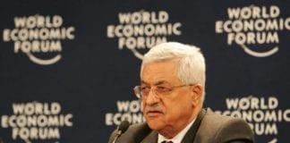 For PA-president Mahmoud Abbas gjelder ikke ytringsfriheten dersom han selv blir kritisert. (Foto: WEF)