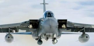 Et britisk Tornado-jagerfly. (Illustrasjonsfoto: UK Ministry of Defence)