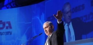 """Netanyahu beskrives som en """"ikonisk, sterk og bestemt leder"""" av majoritetsleder i Representantenes hus i USA. (Foto: Amos Ben Gershom, GPO)"""