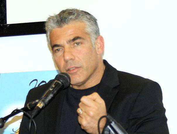 Yair Lapid (Foto: Wikipedia)