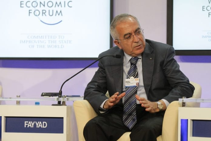 Salam Fayyad (Foto: WEF)