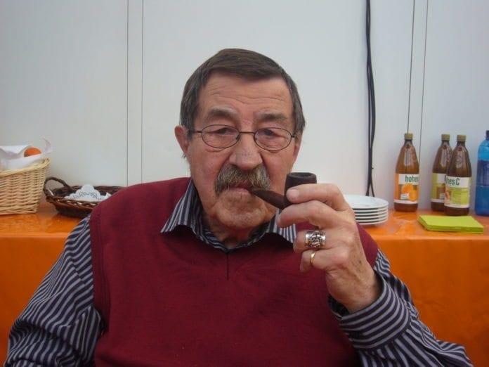 Den tyske forfatteren Günter Grass var i sin ungdom medlem av Waffen SS. (Foto: flickr.com)