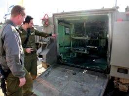 Et av IDFs moderne sanitetskjøretøy. (Foto: IDF)