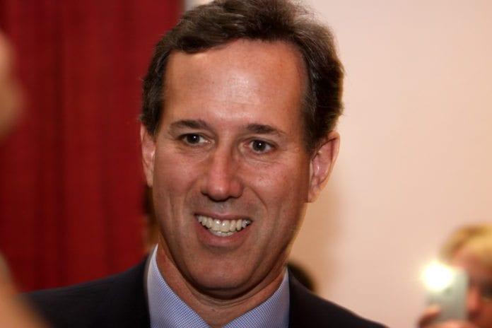 Rick Santorum mener Romneys og Obamas Jerusalem-politikk er