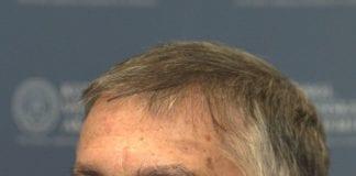 Nobelpris-vinner i kjemi, Daniel Shechtman. (Foto: Wikipedia)