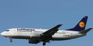 Lufthansa var et av flyselskapene som nektet mennesker innreise, på grunnlag av svartelisten Shin Bet hadde satt sammen. (Foto: Steve Walsh)
