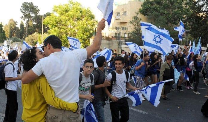 Det store flertallet av israelere kunne ikke tenke seg å bo noe annet sted. (Arkivfoto: GPO)