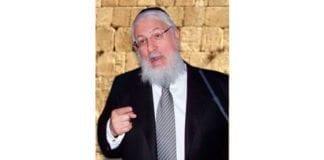 Joseph Sitruk, som er sjefsrabbiner i Frankrike, er styreleder for Conference of European Rabbis. (Foto: cer-online.org)