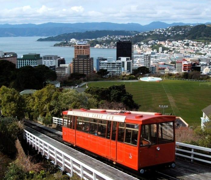 New Zealands hovedstad Wellington får en israelsk druser som ambassadør. (Foto: buck82, flickr.com)