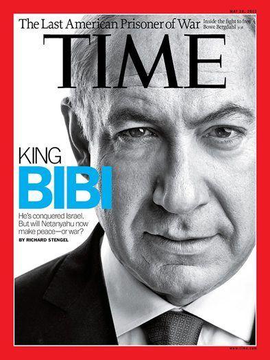 Denne ukens forside av magasinet Time.