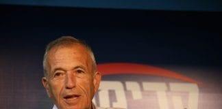 Den israelske politikeren Gideon Ezra har vært minister både som representant for Likud og Kadima. (Foto: Wikipedia)