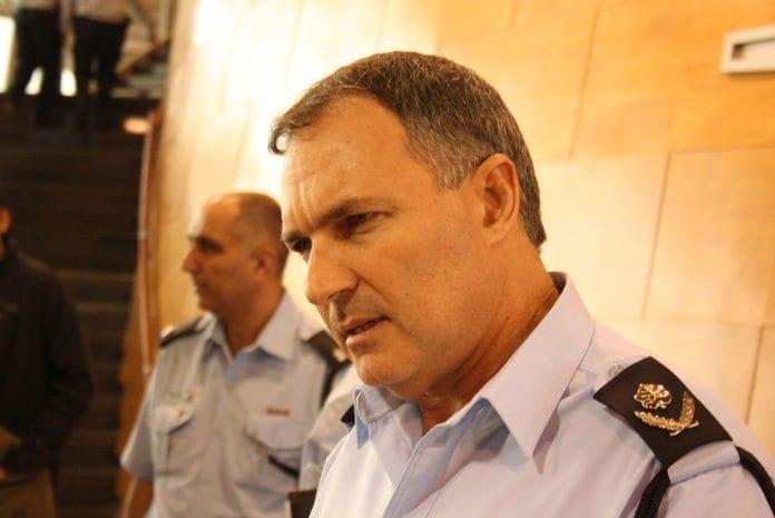 Israels politisjef, Yohanan Danino, overvar Interpol-konferansen i Tel Aviv tirsdag. (Foto: Wikipedia)