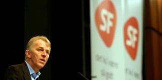 Danmarks utenriksminister Villy Søvndal møter kritikk for sitt varemerkingsforslag. (Foto: Morten Høybye Frederiksen)