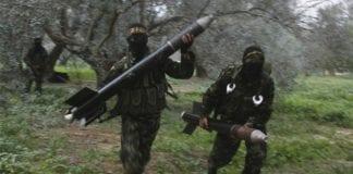 Slike rakettskytende Islamsk Jihad-terrorister jaktes nå av en egen anti-rakettenhet i Hamas. (Foto: Amir Farshad Ebrahimi)