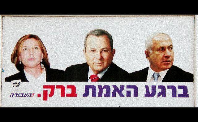Mandag vil nasjonalforsamlingen oppløse seg selv og godkjenne nyvalg 4. september i år. (Foto: Valgplakat fra 2009, Arbeiderpartiet)