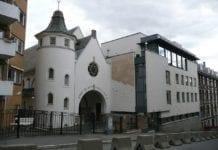 Den jødiske synagogen i Bergstien, Oslo. (Foto: flickr.com)