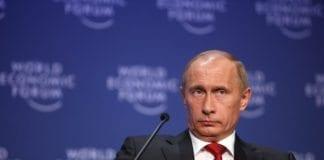 Russlands president Vladimir Putin. (Foto: Remy Steinegger, swiss-image.ch)