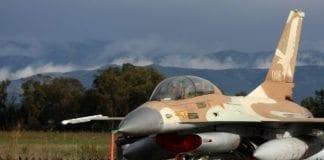 Fra en felles israelsk-italiensk forsvarsøvelse på Sardinia i 2011. (Illustrasjon: IDF)