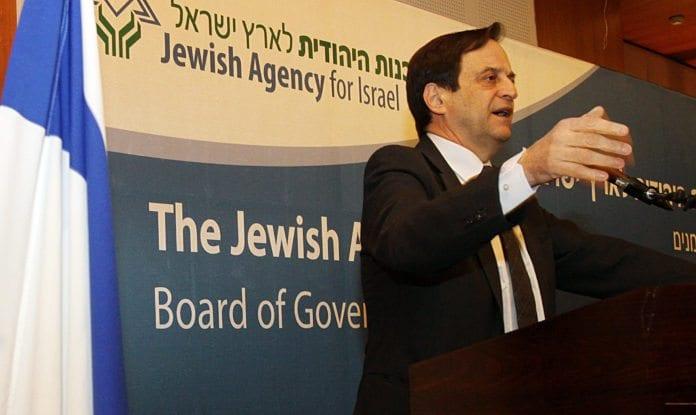 Det israelske regjeringsmedlemmet Dan Meridor mener