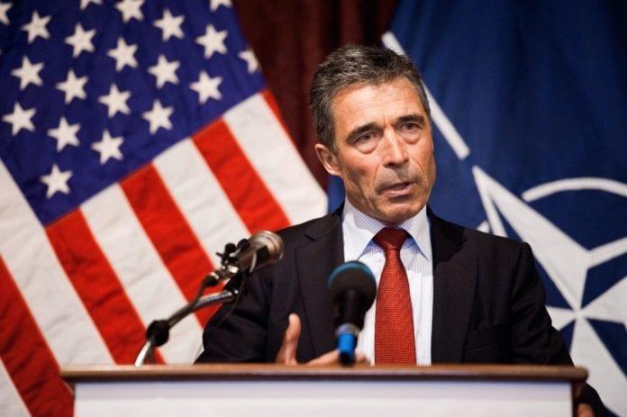 NATOs generalsekretær Anders Fogh Rasmussen. (Foto: flickr.com)