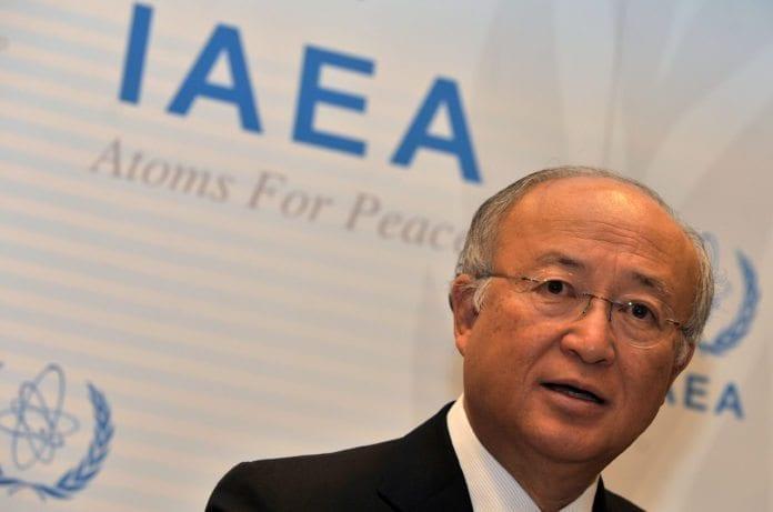 IAEAs generalsekretær Yukiya Amano. (Foto: IAEA)