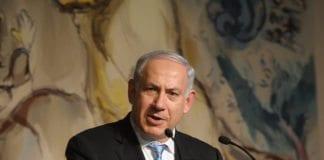 PA-president Mahmoud Abbas og Israels statsminister Benjamin Netanyahu (bildet) publiserte en felles pressemelding i helgen, der de forsikret at begge sider er forpliktet på fred. (Foto: GPO)