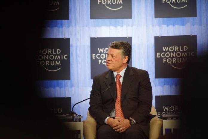 Jordans kong Abdullah II sliter mer og mer med å få Israel til å legge inn et godt ord for landet sitt i Washington. (Foto: Nader Daoud)