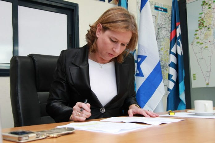 Tzipi Livnis karriere som politiker kan være over. (Foto: Tzipi Livni)
