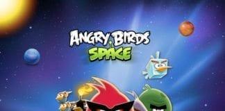 "Angry Birds-utgaven kalt ""Space"". (Foto: flickr.com)"