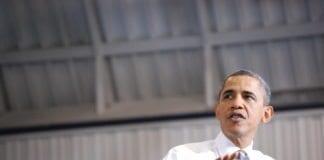 """USA-president Barack Obama mener homoekteskap fremmer """"tikkun olam"""", altså gjør verden til et bedre sted. (Foto: Daniel Borman)"""
