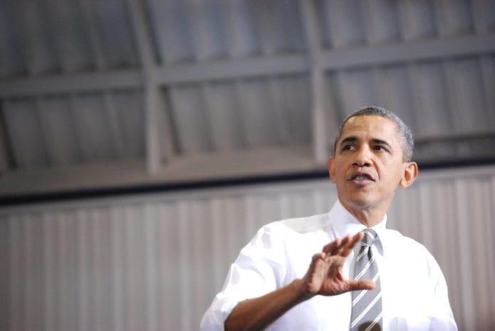 USA-president Barack Obama mener homoekteskap fremmer