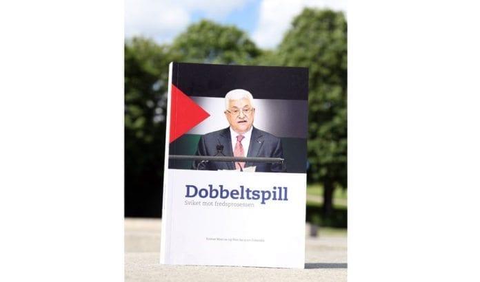 Boken Dobbeltspill, Sviket mot fredsprosessen inneholder 320 sider med grundig dokumentasjon som viser forholdet palestinske selvstyremyndigheter og Fatah har til Israel, jøder, fred og terror med mer.
