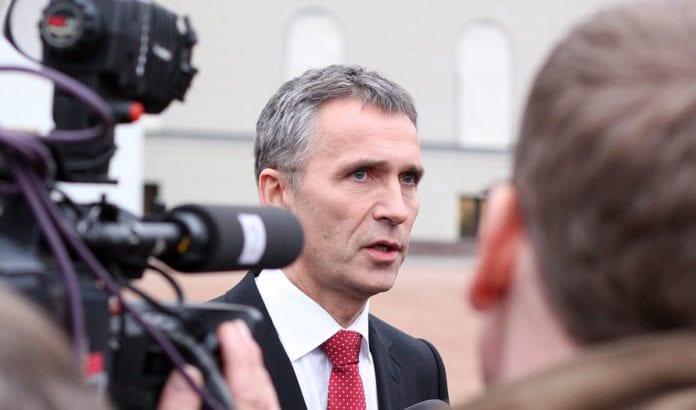 Jens Stoltenberg. (Arkivfoto: Statsministerens kontor)
