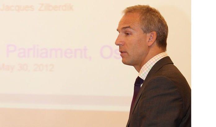 Stortingsrepresentant Hans Olav Syversen. (Foto: MIFF)